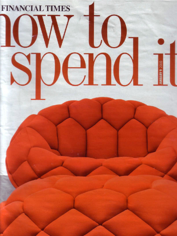FT How To Spend It