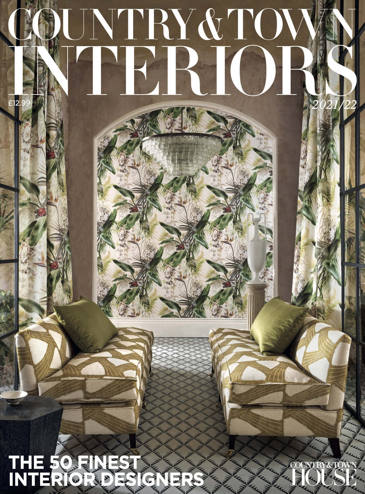 Country & Townhouse Interiors